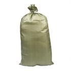 PP bag 55 x 105 cm, 50 kg, green