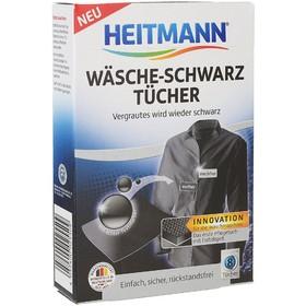Салфетки для обновления цвета черной одежды Heitmann, 8 шт.