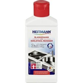 Средство для чистки стеклокерамических плит и варочных поверхностей Heitmann, 250 мл