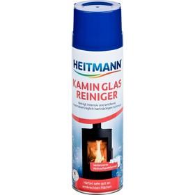Мощный спрей для чистки каминных и печных стекол Heitmann, 500 мл