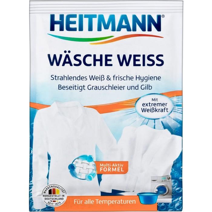 Отбеливатель Heitmann «Белое Белье», для всех температурных режимов, 50 г
