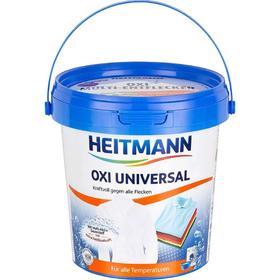 Мощный пятновыводитель Heitmann Oxi Power Weiss, для белых тканей, 750 г