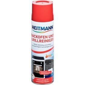 Средство для чистки духовок и гриля Heitmann, 500 мл