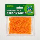 Bulbs for Aqua mosaic, set of 500 PCs, color neon orange