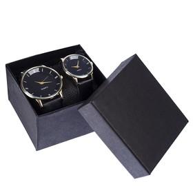 """Часы наручные, """"Камосин"""", парный набор для нее и для него"""