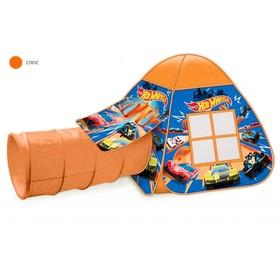 Детская палатка Hot Wheels, с тоннелем 87 x 95 x 95,46 x 100 см