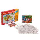 Развивающий игровой набор «Кубики и раскраски»