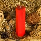 Заговорная свеча «От неверности», 5×15 см, цвет красный