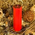 Заговорная свеча «Победить соперницу», 5×15 см, цвет красный