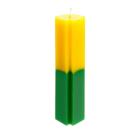 Свеча-крест «Денежный дождь», 4×16 см