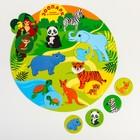 Настольная игра для малышей «Мамы и малыши» - фото 105527877