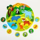 Настольная игра для малышей «Мамы и малыши» - фото 105527878