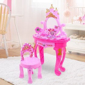 Игровой набор «Столик принцессы», со стульчиком