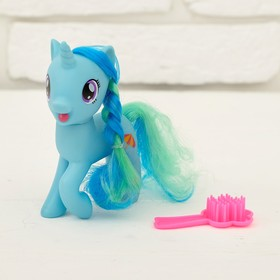 "Pony ""Pretty woman"", with accessories, MIX"