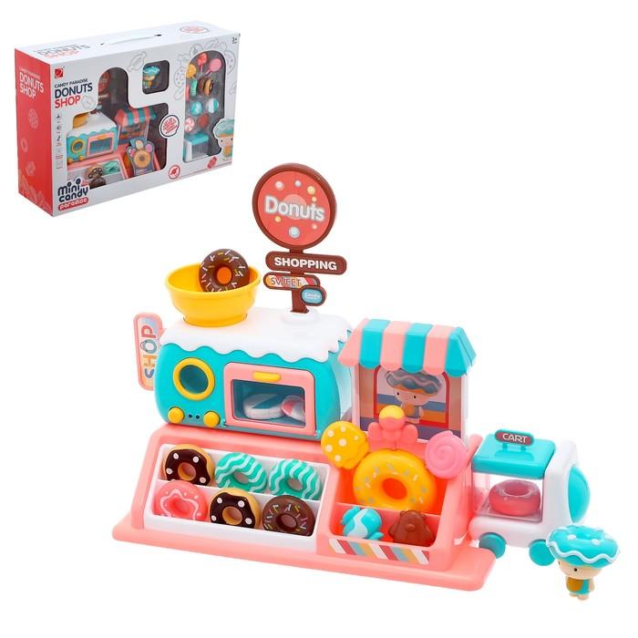 Игровой набор «Сладкий магазинчик», со световыми и звуковыми эффектами - фото 105583314