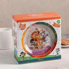 Набор посуды детский «44 котёнка», 3 предмета - фото 105460025