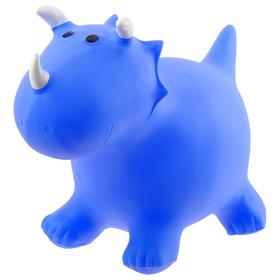 Попрыгун «Носорог» 58 х 28 х 43 см, 1300 г, цвет МИКС Ош