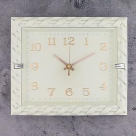 """Часы настенные, серия: Классика, """"Фурнари"""", 27х23 см"""