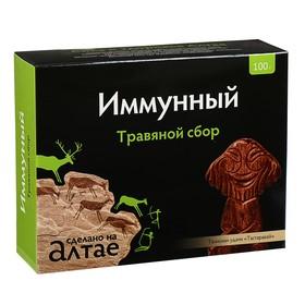 """Травяной сбор """"Иммунный"""", 100г"""