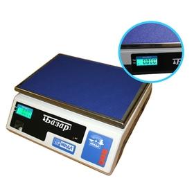 Весы фасовочные электронные МИДЛ МТ 15 ВДА (2/5; 34x23) «Базар» Ош