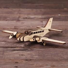 Cборная модель «Самолёт. CESSNA»