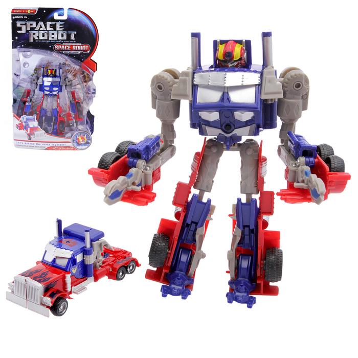 Робот-трансформер «Грузовик»