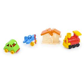 Игровой набор №1 «Игрушки карманные», цвета МИКС