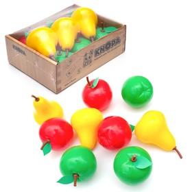 Набор большой ящик «Плодовый», 10 элементов
