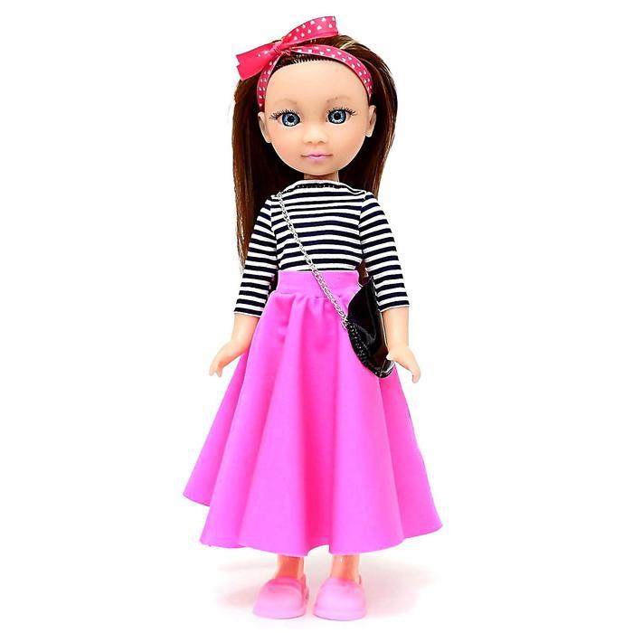 Кукла «Викки на набережной» - фото 731407552