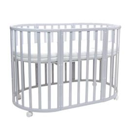 Кроватка детская Allure, цвет gray