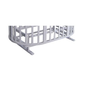 Поперечный маятник для круглой и овальной кроватки Allure, цвет gray
