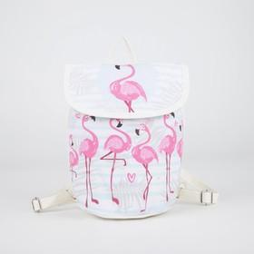 "Baby backpack ""Tropic"""