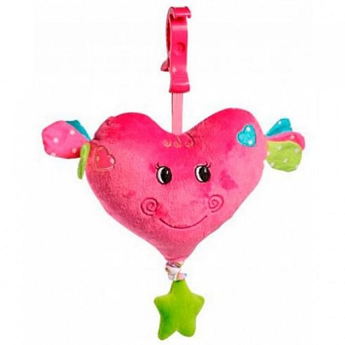Подвеска музыкальная BabyOno «Сердце»