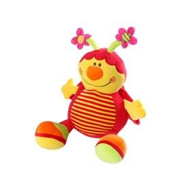 Развивающая мягкая игрушка BabyOno «Божья коровка»