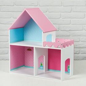 Дом «Пломбир» с интерьером
