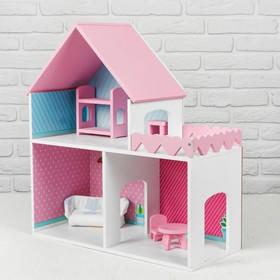 Дом «Пломбир» с интерьером и мебелью