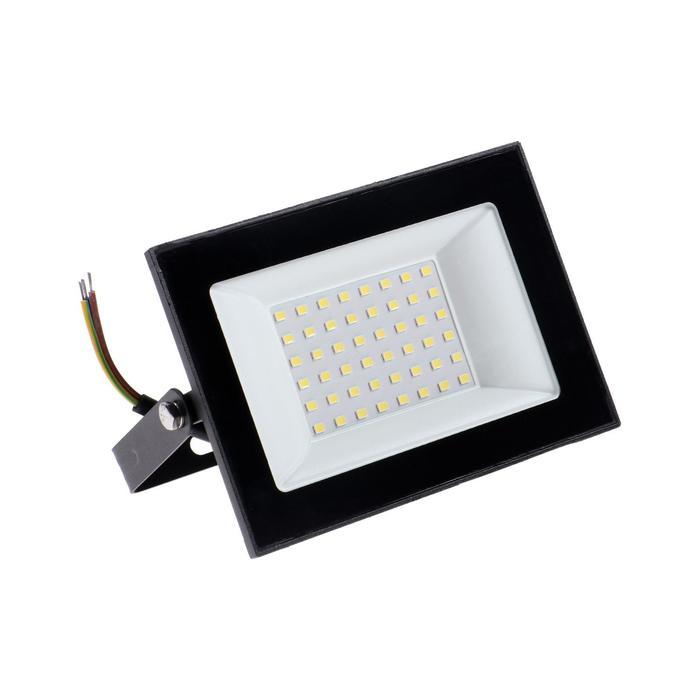 Прожектор светодиодный REV, 50 Вт, 6500 К, 4250 Лм, IP65