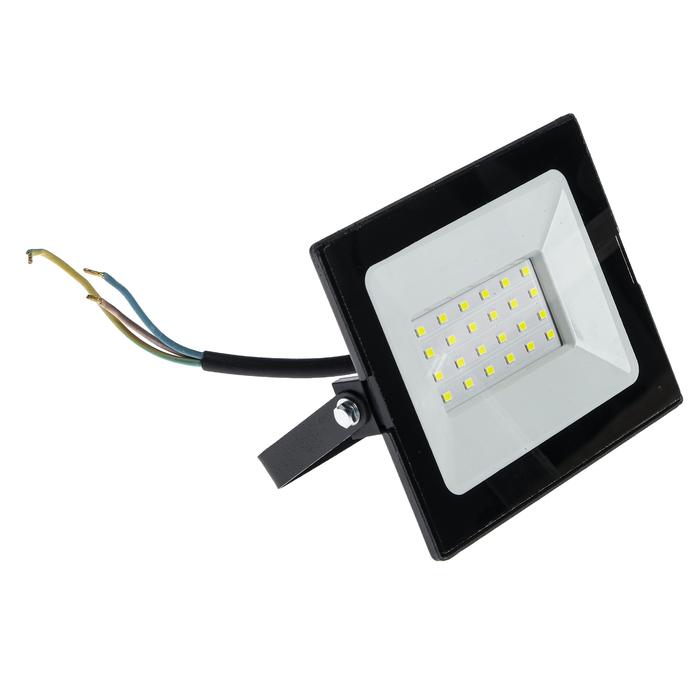 Прожектор светодиодный REV, 30 Вт, 6500 К, 2550 Лм, IP65