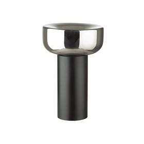 Настольная лампа Kaleo, 7Вт LED, 4000K , 110лм, цвет чёрный