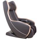 Массажное кресло GESS-800 Bend, электрическое, 2 автопрограммы, 6 видов массажа, коричневое