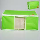 Короб для хранения с pvc-окном «Лиса»