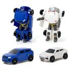 Набор роботов «Кроссоверы», трансформируется, 2 штуки, МИКС - фото 105506512