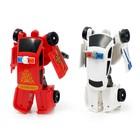 Набор роботов «Кроссоверы», трансформируется, 2 штуки, МИКС - фото 105506515