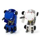 Набор роботов «Кроссоверы», трансформируется, 2 штуки, МИКС - фото 105506519