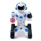 Робот радиоуправляемый «Танкобот», световые и звуковые эффекты, работает от аккумулятора - фото 105508183