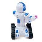 Робот радиоуправляемый «Танкобот», световые и звуковые эффекты, работает от аккумулятора - фото 105508184