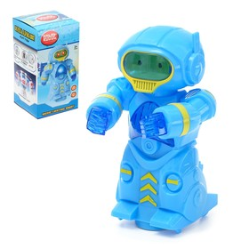 """Robot """"Cosmobot"""", light and sound effects, battery powered MIX color"""