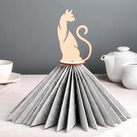 Салфетница «Кошечка», 24,5×8×8 см