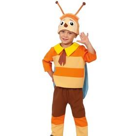 """Костюм карнавальный """"Пчелёнок"""",  р-р XS,  р-р28-30, рост 104-110 см  87006-XS"""