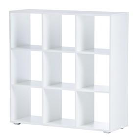 Стеллаж №5 1055х356х1065 Белый